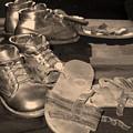 Memories Of Little Feet by Sandy Poore