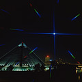 Memphis Christmas Starburst by Jerry Taliaferro