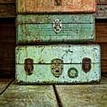 Metal Boxes by Tom Mc Nemar