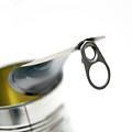 Metallic Can by Bernard Jaubert