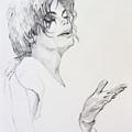 Michael Jackson - In 2001 Ny by Hitomi Osanai