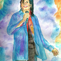 Michael Jackson - The Final Curtain Call by Nicole Wang