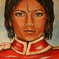 Michael Jackson by Dyanne Parker