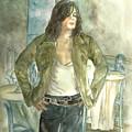 Michael Jackson One More Chance Screenshot by Nicole Wang