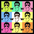 Michael Jackson Pop by Paul Van Scott