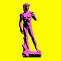 Michelangelos David - Punk Style by Pixel Chimp