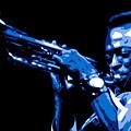 Miles Davis by DB Artist