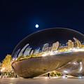 Millennium Park - Chicago Il by Drew Castelhano