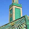Minaret Of Grand Mosque by Kelly Cheng Travel Photography