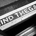 Mind The Gap Between Platform And Train At London Underground Station England United Kingdom Uk by Joe Fox
