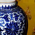 Ming Vase by Al Bourassa