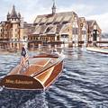 Miss Adventure by Richard De Wolfe