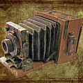 Model Vintage Field Camera by Kenneth William Caleno