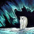 Monarch Of His Arctic Domain by Dianne Roberson