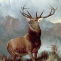 Monarch Of The Glen by Sir Edwin Landseer