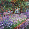 Monet: Giverny, 1900 by Granger