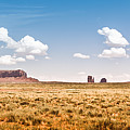 Monument Valley Wide Angle by Ryan Kelly