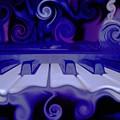 Moody Blues by Linda Sannuti