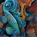 Moody Blues by Susanne Clark