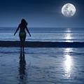 Moonlight by MotHaiBaPhoto Prints