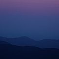 Moonrise - Mount Washington New Hampshire  by Erin Paul Donovan