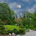 Moonrise Meditation by Charles Warren