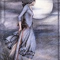 Morgan Le Fay by Johanna Pieterman