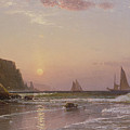 Morning At Grand Manan by Alfred Thompson Bricher