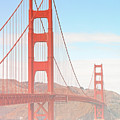 Morning Has Broken - Golden Gate Bridge San Francisco by Christine Till