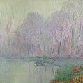 Morning Mist by Gustave Loiseau
