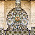 Moroccan Fountain by Tom Gowanlock