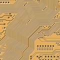 Motherboard - Printed Circuit by Michal Boubin
