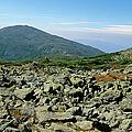 Mount Jefferson - White Mountains New Hampshire  by Erin Paul Donovan
