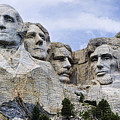 Mount Rushmore National Monument by Jon Berghoff