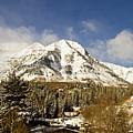 Mount Timpanogos by Scott Pellegrin