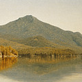 Mount Whiteface From Lake Placid by Albert Bierstadt