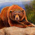 Mountain Bear by Susan Jenkins