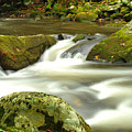 Mountain Stream 3 by William Jones