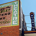 Movie Sign 1 by Marilyn Hunt