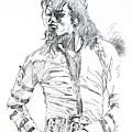 Mr. Jackson by David Lloyd Glover