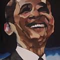 Mr. Obama by Chelsea VanHook