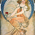 Mucha: Poster, 1898 by Granger
