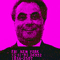 Mugshot John Gotti M88 by Wingsdomain Art and Photography