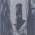 Munich Frauenkirche by Naxart Studio