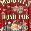 Murphy's Irish Pub - Sonoma California - 5d19290 by Wingsdomain Art and Photography
