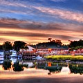 Murrells Inlet Sunset 3 by Mel Steinhauer