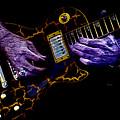 Musical Grunge  by Steven  Digman
