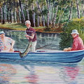 Musky Madness by Marilyn Smith