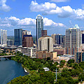 My Austin Skyline by James Granberry