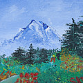 My Mountain Wonder by Jera Sky
